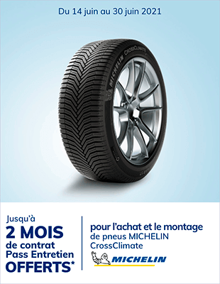 Michelin Pass Entretien