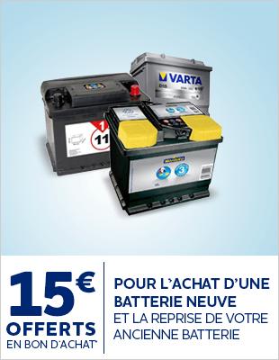 MEA Batterie