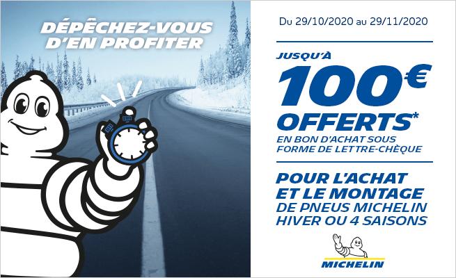 Michelin Op Hiver novembre 2020