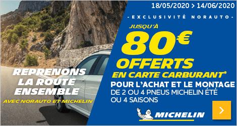 Op Michelin Mai 2020