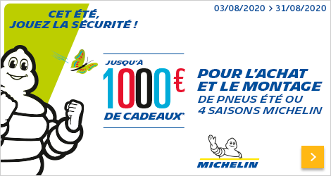 Op Michelin aout 2020