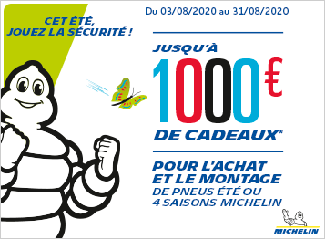 Op nat Michelin août 2020