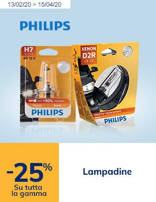 Lampadine Philips -25%