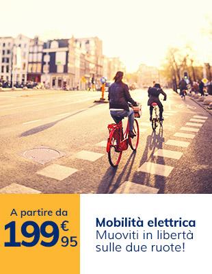 Biciclette e Monopattini