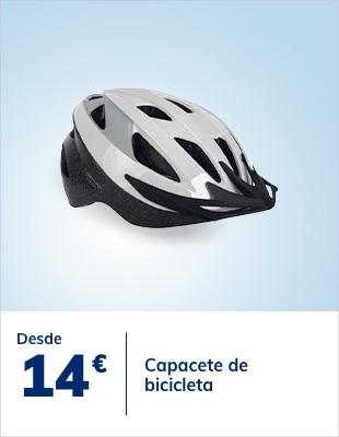 Desde 14€ capacete de bicicleta