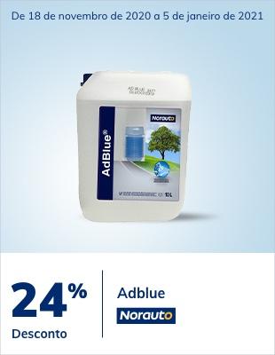 24% desconto em Adblue Norauto