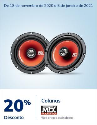 20% em colunas Mtx