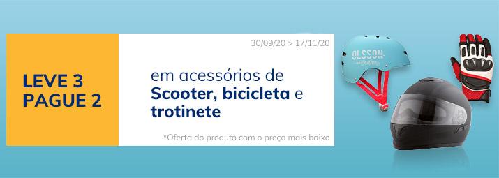 Acessorios Scooter Bicicleta Trotinete