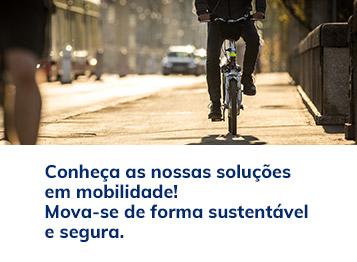 Conheça as nossas soluções em mobilidade!