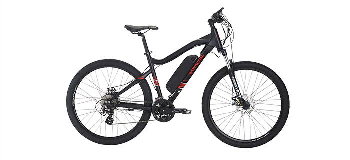Vélos électriques tout terrain - VTT