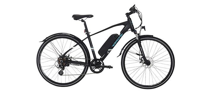 Vélos électriques tout chemin - VTC