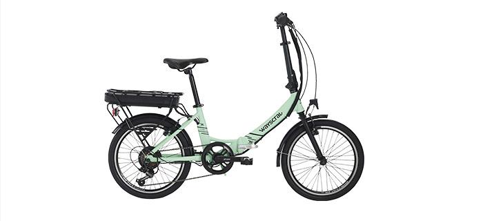 Vélos électriques pliant