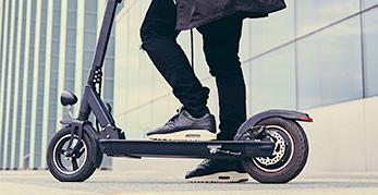 Trottinette électrique, hoverboard