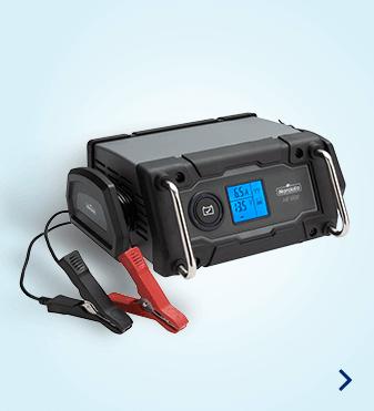 Carregadores de baterias