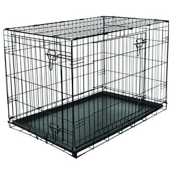 Cage De Transport Pour Chien Taille M Auto Pratic