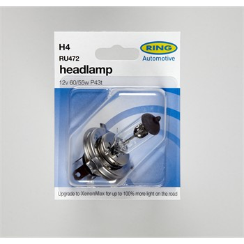 1 Ampoule Ring H4
