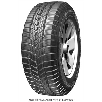 Michelin Agilis 51 Snow Ice 51 C