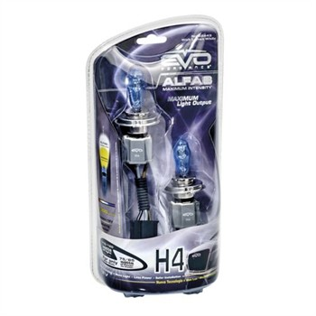 2 Ampoules Evo H4 Alfas Maximum 85 W 12 V