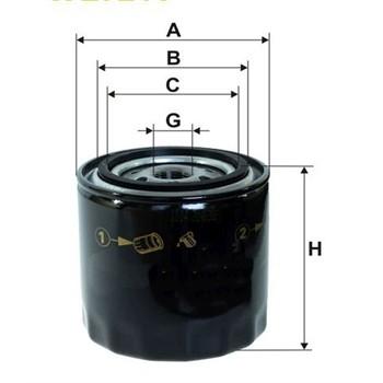Filtre à huile NORAUTO 310