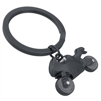 Porte-clés Meta[l]morphose Moto Noire