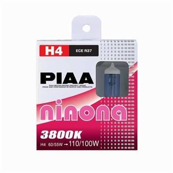 2 Ampoules Piaa H4 Ninona Blanche