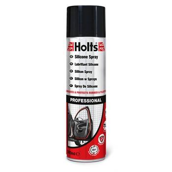 Lubrifiant au silicone HOLTS 500 ml