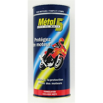 Additif moto Metal 5 50ML