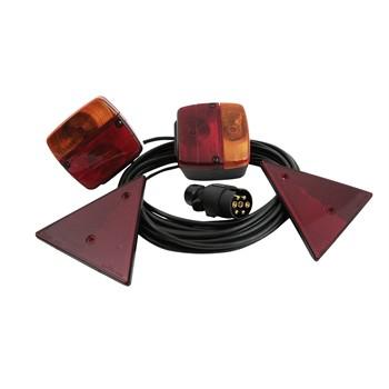 2 Feux Arrière Avec Câble D'alimentation De 10 M Spotlight