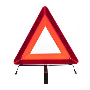 1 triangle de signalisation compact pliable