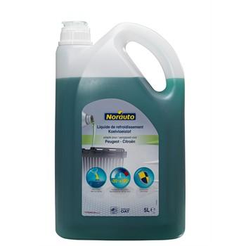 Liquide De Refroidissement Vert -35°c Norauto 5 L