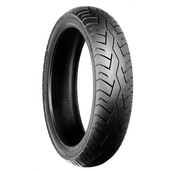 Bridgestone Battlax Bt 45 Rear / Fuel Efficiency: F, Wet Grip: C, Ext. Rolling Noise: 70db, Rolling Noise Class: B