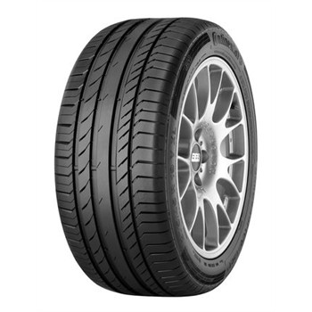 Continental Conti Sportcontact 5 Mgt Fr / Fuel Efficiency: E, Wet Grip: A, Ext. Rolling Noise: 72db, Rolling Noise Class: B