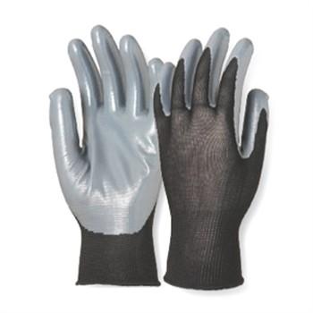 Paire De Gants En Polyester Pour Travaux Mécaniques Protegam Taille 10