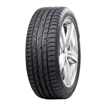 Nokian Line / Fuel Efficiency: C, Wet Grip: B, Ext. Rolling Noise: 71db, Rolling Noise Class: B