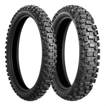 Bridgestone Bridgestone Motocross M604 Hard Terrain : 110/100