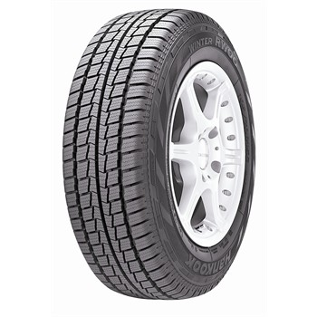 Hankook Winter Rw06 8 Pr / Fuel Efficiency: F, Wet Grip: E, Ext. Rolling Noise: 73db, Rolling Noise Class: B