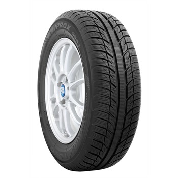 Toyo Snowprox S943 / Fuel Efficiency: C, Wet Grip: C, Ext. Rolling Noise: 70db, Rolling Noise Class: B