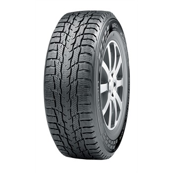 Nokian Wr C3 8 Pr / Fuel Efficiency: C, Wet Grip: E, Ext. Rolling Noise: 72db, Rolling Noise Class: B
