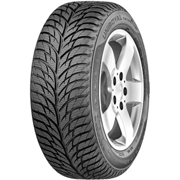 Uniroyal All Season Expert / Fuel Efficiency: E, Wet Grip: C, Ext. Rolling Noise: 71db, Rolling Noise Class: B pneu