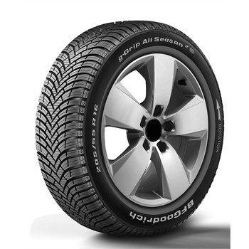 Bf Goodrich Bfgoodrich G Grip All Season 2 185/65 R15 88 H