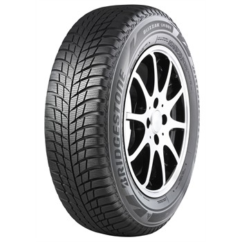 Bridgestone Blizzak Lm001 / Fuel Efficiency: E, Wet Grip: C, Ext. Rolling Noise: 72db, Rolling Noise Class: B