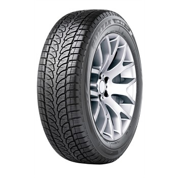 Bridgestone Blizzak Lm 80 Evo / Fuel Efficiency: E, Wet Grip: C, Ext. Rolling Noise: 73db, Rolling Noise Class: B