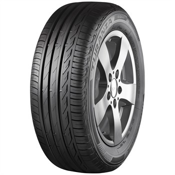 Bridgestone Turanza T001 / Fuel Efficiency: C, Wet Grip: C, Ext. Rolling Noise: 71db, Rolling Noise Class: B