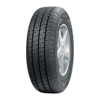 Nokian Cline Cargo 10 Pr / Fuel Efficiency: C, Wet Grip: C, Ext. Rolling Noise: 70db, Rolling Noise Class: B