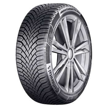 Continental Conti Wintercontact Ts 860 / Fuel Efficiency: C, Wet Grip: B, Ext. Rolling Noise: 71db, Rolling Noise Class: B