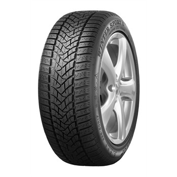 Dunlop Winter Sport 5 / Fuel Efficiency: C, Wet Grip: C, Ext. Rolling Noise: 69db, Rolling Noise Class: A