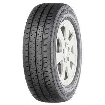 General Eurovan 2 / Fuel Efficiency: E, Wet Grip: C, Ext. Rolling Noise: 72db, Rolling Noise Class: B