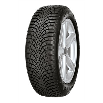 Goodyear Ultragrip 9 / Fuel Efficiency: B, Wet Grip: C, Ext. Rolling Noise: 68db, Rolling Noise Class: A