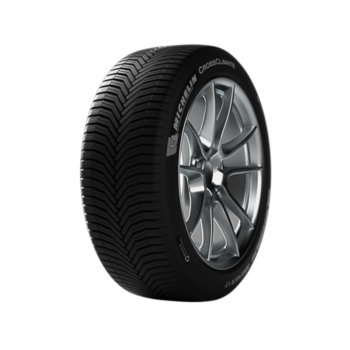Michelin Crossclimate / Fuel Efficiency: C, Wet Grip: B, Ext. Rolling Noise: 69db, Rolling Noise Class: A