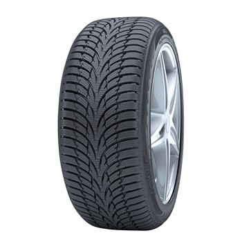 Nokian Wr D3 / Fuel Efficiency: C, Wet Grip: B, Ext. Rolling Noise: 71db, Rolling Noise Class: B
